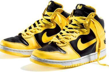 Nike Dunk mạnh mẽ